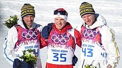Johan olsson arets manliga idrottare