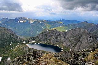 Trans-Baikal Bald Mountain tundra Ecoregion (WWF)