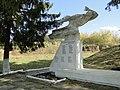 Пам'ятник радянським воїнам полеглим в II світовій війні за встановлення радянської влади с. Пшеничники.jpg