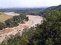 Панорама реки Белая. Фотография Виктора Белоусова. - panoramio.jpg