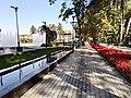 Парк Ахмада Дониша в Душанбе 05.jpg