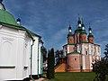 Петропавлівська церква. Густи́нський Свято-Троїцький монасти́р.JPG