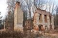 Село Самуйлово Усадьба Голицыных Флигель левый руины 2.JPG