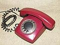 Советский телефонный аппарат, 1980-е годы.JPG