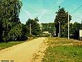 Сонечны дзень у пасёлку Высокае ... Sunny day in the village Vysokoe - panoramio.jpg