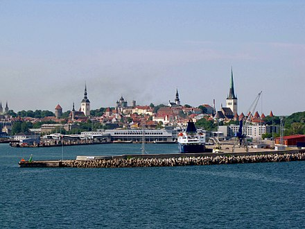 Tallinn in Estonia Tallin. - panoramio.jpg