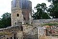 Цесис (Латвия) Башня замка закрыта на реставрацию... - panoramio.jpg