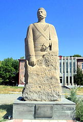 Monument to Kevork Chavush
