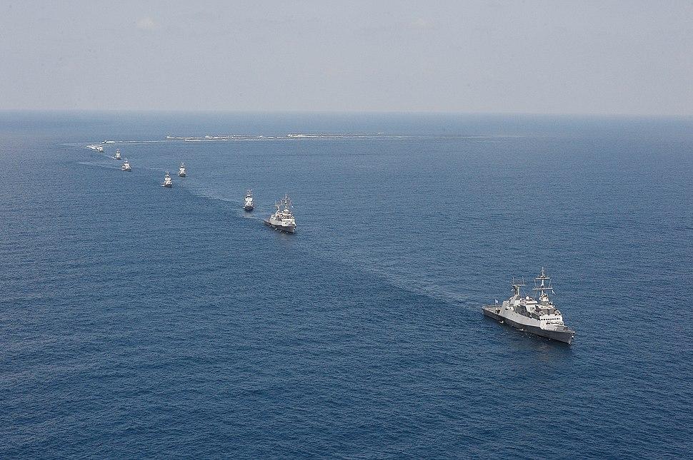 כלי שיט של חיל הים הישראלי