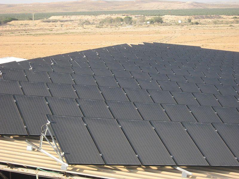 שדות סולריים בחוות בודדים - ויקיפדיה