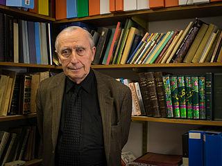 Yohanan Friedmann Israeli academic