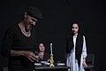 تئاتر باغ وحش شیشه ای به کارگردانی محمد حسینی در قم به روی صحنه رفت - عکاس- مصطفی معراجی 04.jpg