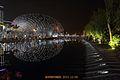 保利剧院 Poly Theatre, at night - panoramio.jpg