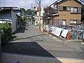小田急線足柄駅駅前通り - panoramio.jpg