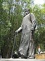 张澜先生雕像 - panoramio.jpg