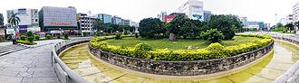 Zengcheng District - Gualü Square in Licheng Subdistrict
