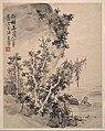 明 藍瑛 仿宋元山水圖 冊 紙本-Landscapes after Song and Yuan masters MET DP161017.jpg