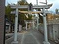 羽曳野市大黒 大祁於賀美神社 Ōokami-jinja 2012.2.12 - panoramio.jpg