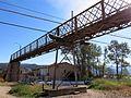 002 Pont de ferro sobre la via del tren (Centelles).jpg