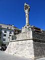 007 Monument del Lleó, pl. Calvet i Rubalcaba (Girona).JPG