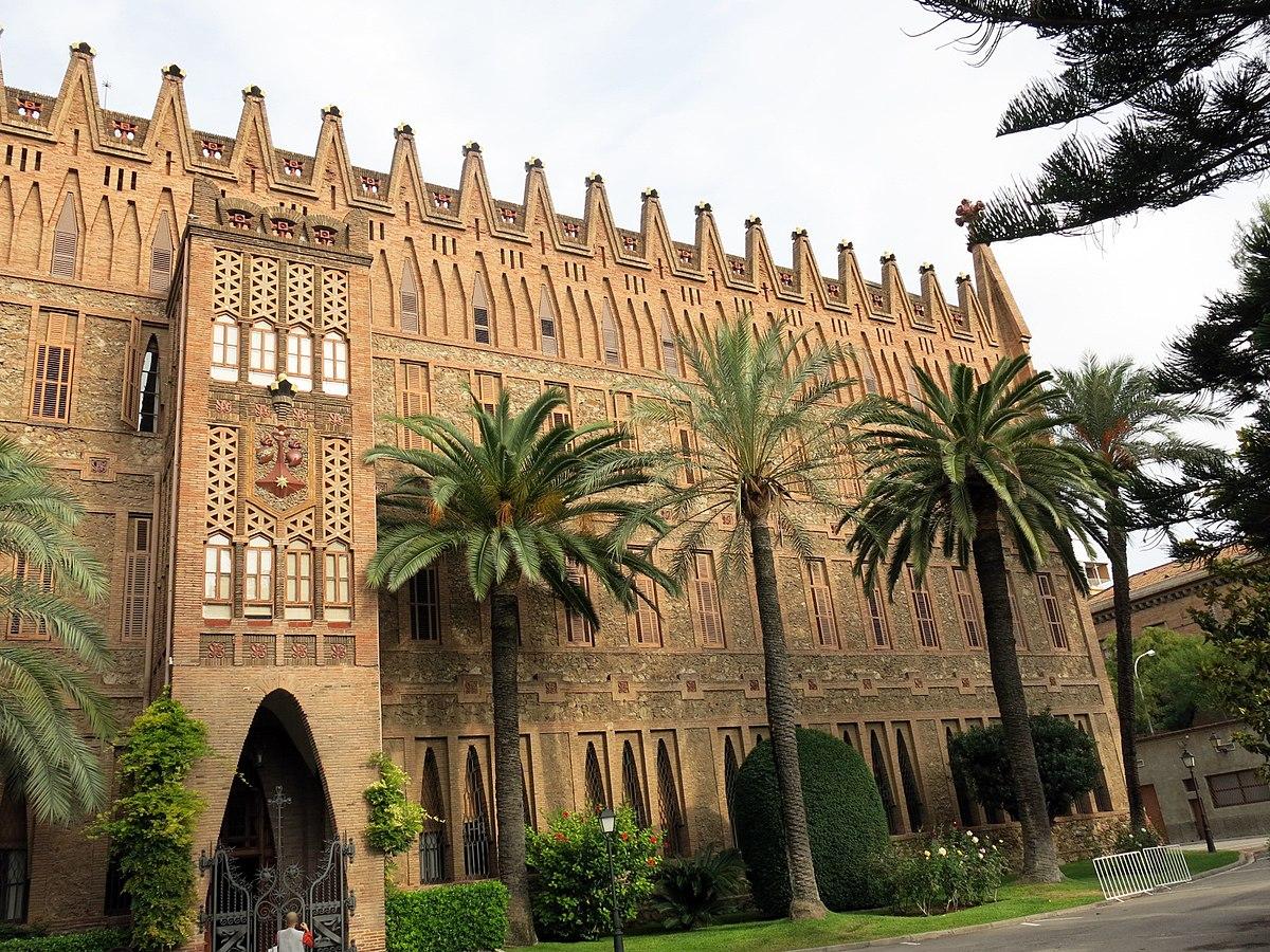 Colegio teresiano de barcelona wikipedia la - Colegio notarios de barcelona ...