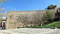 010 Extrem sud de la muralla (Girona).JPG