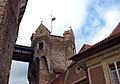01 Замок Пернштейн, башня.JPG