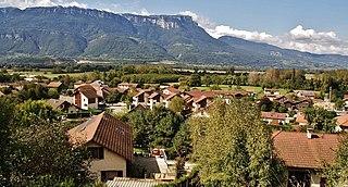 Laissaud Commune in Auvergne-Rhône-Alpes, France