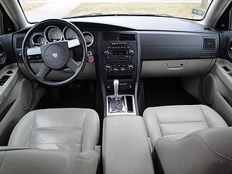 Dodge Magnum - Interior