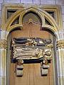 088 Santa Maria de Pedralbes, tomba de Berenguer i Elionor d'Anglesola.jpg