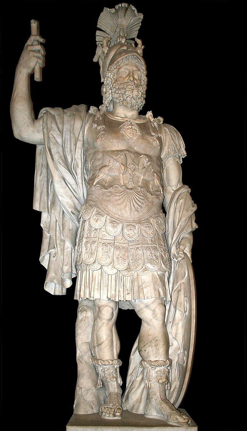 0 Statue de Mars (Pyrrhus) - Musei Capitolini - MC0058 (2).JPG