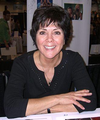 Joyce DeWitt - DeWitt at New York Comic Con on October 10, 2010