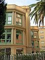 100 Casa Orlandai, façana Via Augusta.JPG