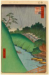 Seidō and Kanda River from Shōhei Bridge