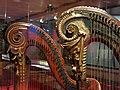 115 Museu de la Música, arpes.jpg