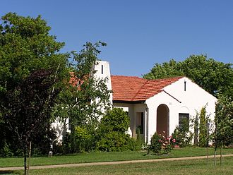 National Capital Authority - House in Griffith built by the Commission in the 1920s