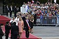 11 Marzo 2018, Ministra Cecilia Perez participa en la llegada del Prdte. Sebastian Piñera a La Moneda. (40046399744).jpg