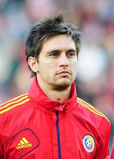 Ciprian Tătărușanu Romanian footballer