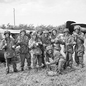 12th (Yorkshire) Parachute Battalion - Image: 12th Parchute Battalion