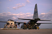 136th Airlift Wing at Joint Reserve Base Fort Worth