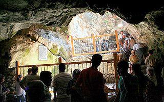 Eshab-ı Kehf Cave Cave in Tarsus, Turkey