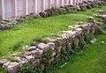 138 Fragment de les muralles gregues, Lungomare Falcomatà.jpg