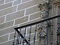 151 Palacio de los Condes de Guadiana, pilar antropomòrfic.jpg