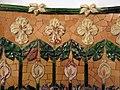 153 Castell de Santa Florentina (Canet de Mar), sala de bany, arrambador ceràmic.JPG