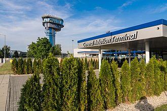 Bratislava Airport - General Aviation Terminal