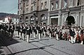 17. Mai-feiring i Olav Tryggvasons gate (ca. 1955) (8134700767).jpg