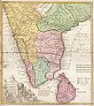 1733 Homann Heirs Map of India - Geographicus - India-homannheirs-1733.jpg