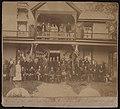 1889 reunion of 60th North Carolina Infantry Regiment) - Brown, 7 & 9 Patton Avenue, Asheville, N.C LCCN2017660605.jpg