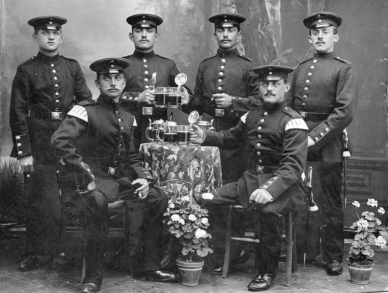 1898ZabernDeutschesHeerWehrpflichtige