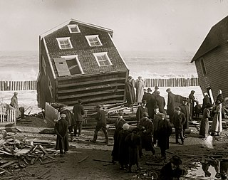 1903 New Jersey hurricane Category 2 Atlantic hurricane in 1903